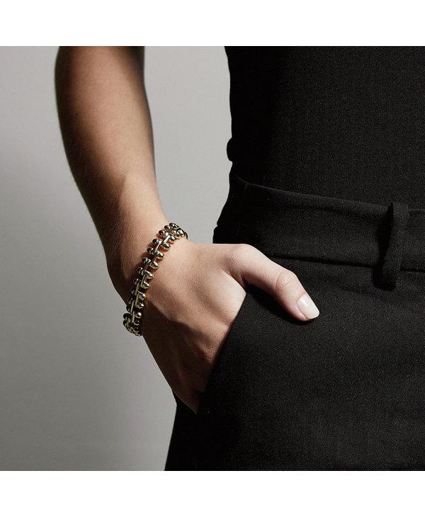 Bracelet Pilgrim Affection Or