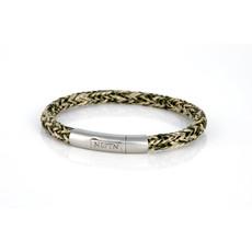 Neptn Bracelet Neptn Sailor Pro Steel 6R Kelp en corde