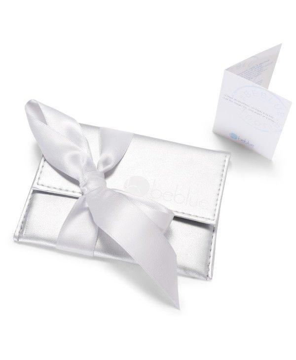 Bracelet Beblue BE CLASSIC perle blanche