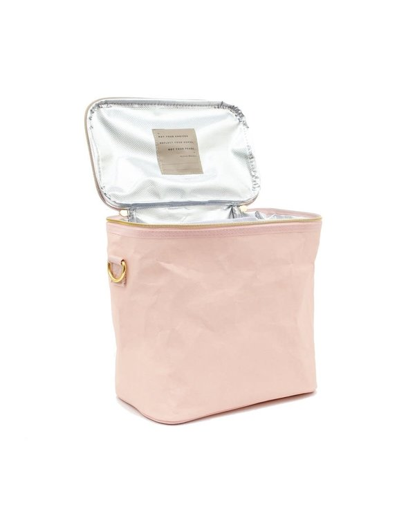 Boite à lunch So Young BLUSH PINK PAPER LUNCH POCHE