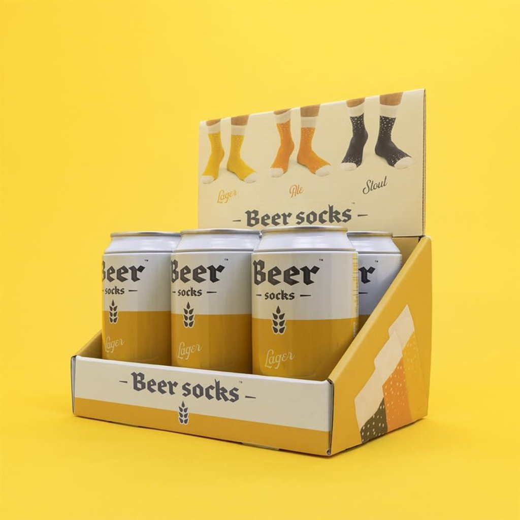 Bas Beer Socks Lager