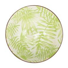 Torre & Tagus Bol en porcelaine Kiri 6 Palm Leaf