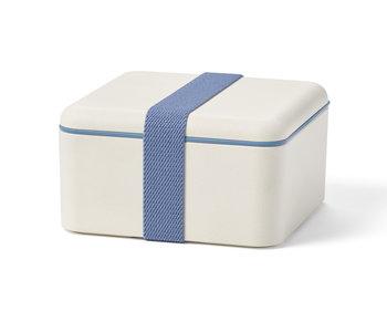 Boîte à lunch biodégradable carrée 800 ml
