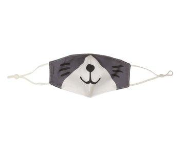Couvre-visage pour enfants chat de Kikkerland