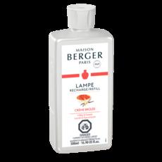 Maison Berger Recharge pour lampe Crème Brulée 500ml
