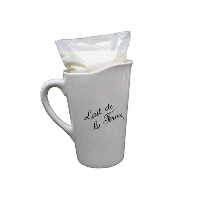 Formenton Pichet à lait  Lait de ferme