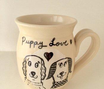 Tasse Weilbrenner & Lebeau puppy love