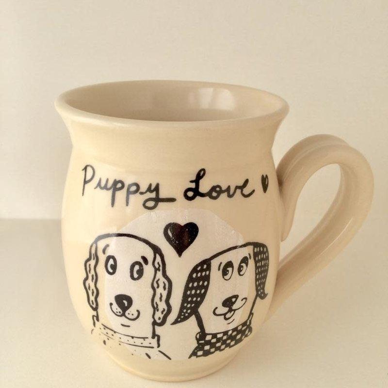 Weilbrenner & Lebeau Tasse Weilbrenner & Lebeau puppy love
