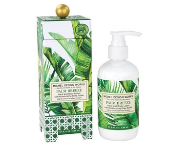 Body lotion Michel Design Works Palm Breeze