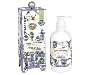 Body lotion Michel Design Works Lavender Rosemary