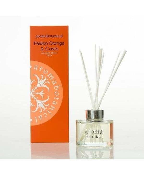 Diffuseur de parfum orange persane et  cassis