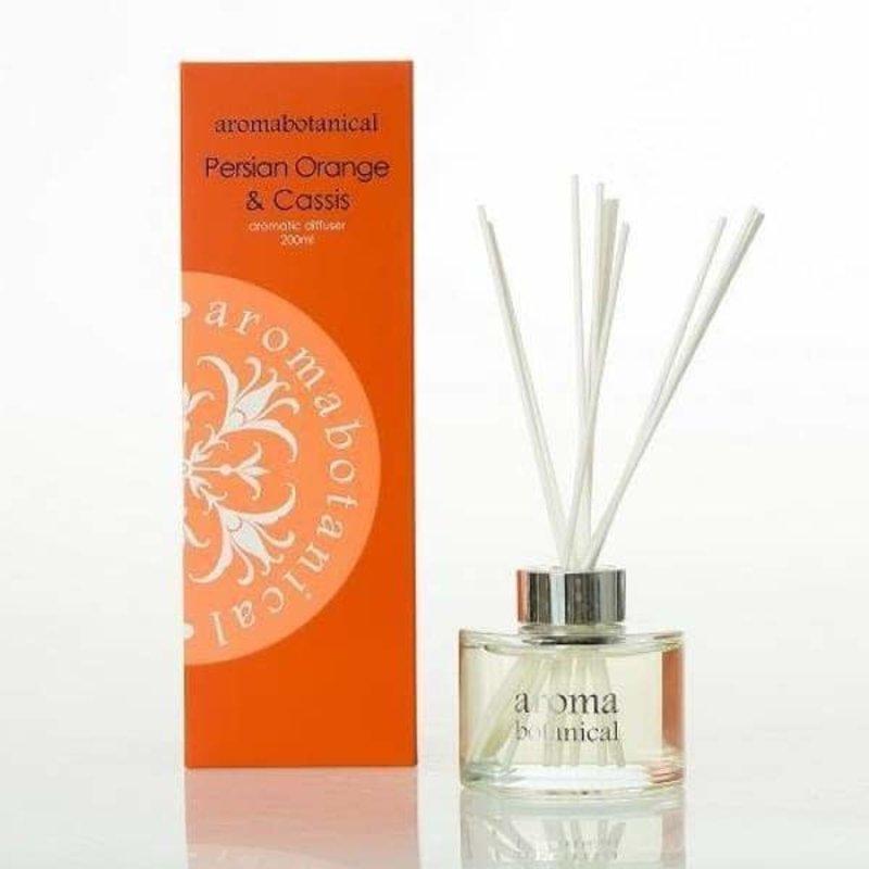 Aromabotanical Diffuseur de parfum orange persane et  cassis