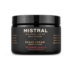 Mistral Crème à raser Mistral Bourbon Vanille
