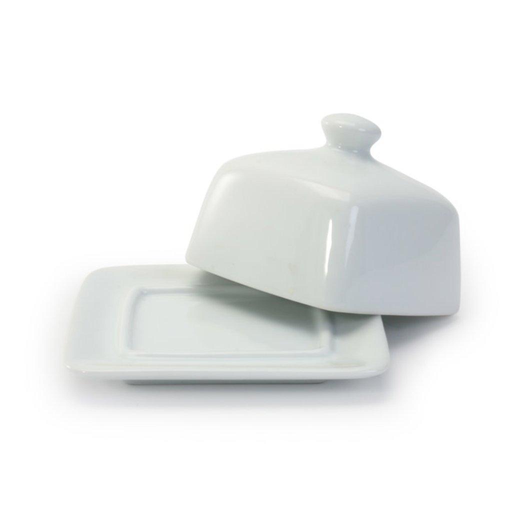 Danesco Beurrier carré blanc