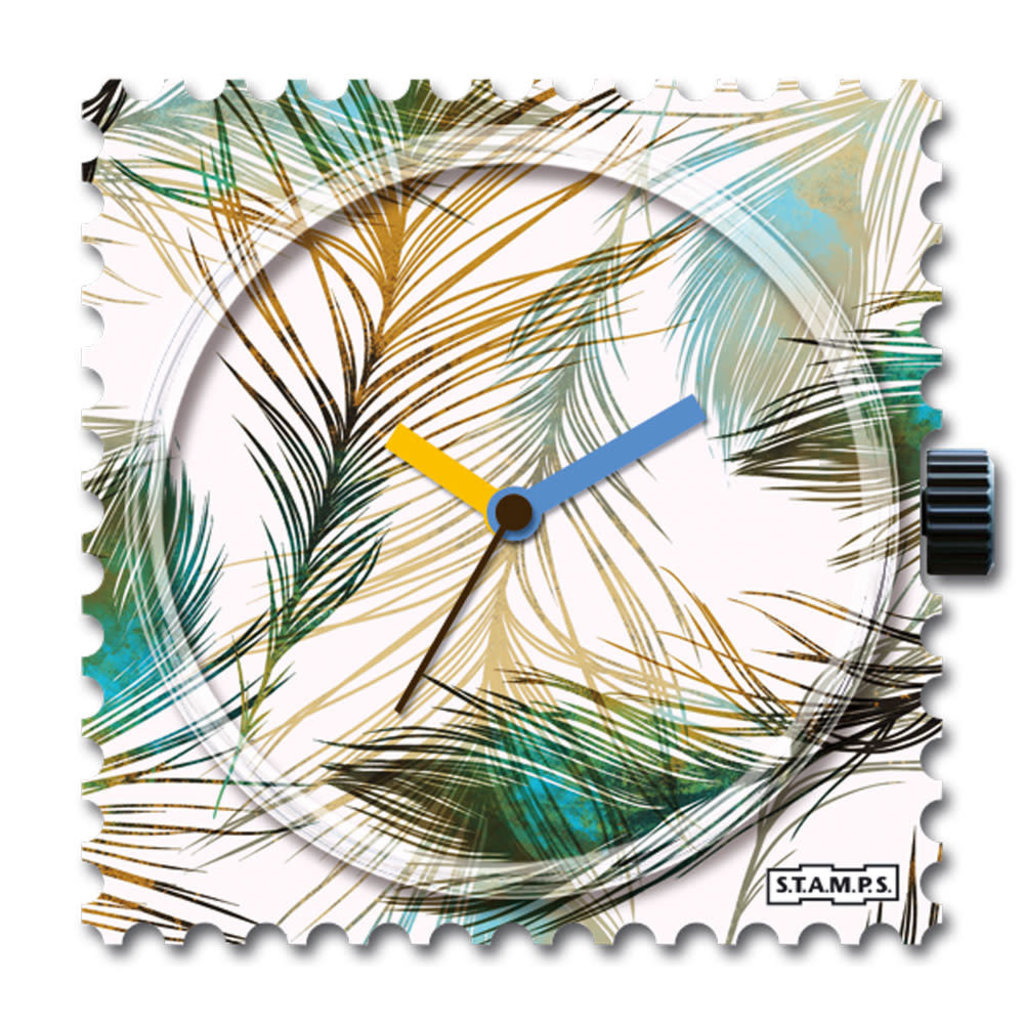 Montre Stamps Montre Stamps Featherlight