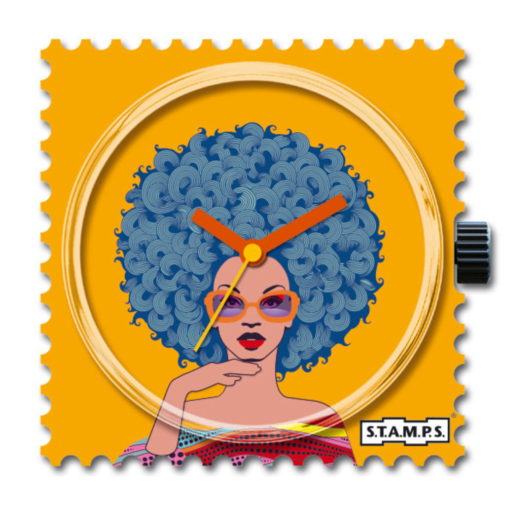 Montre Stamps Montre Stamps Diana