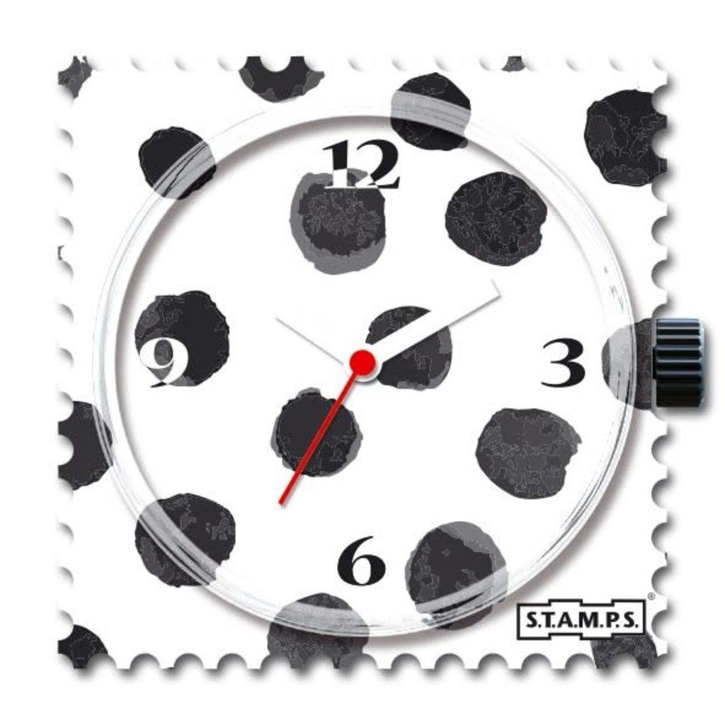 Montre Stamps Montre Stamps Black Art