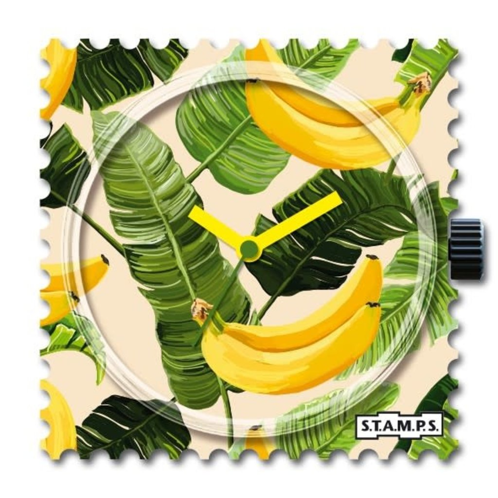 Montre Stamps Montre Stamps Happy Banana