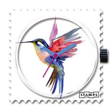 Montre Stamps Montre Stamps Humming Bird