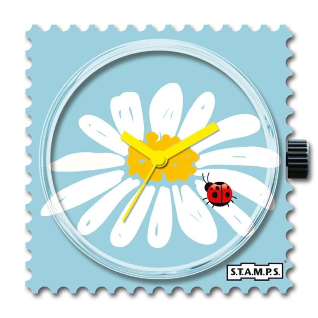 Montre Stamps Montre Stamps Daisy