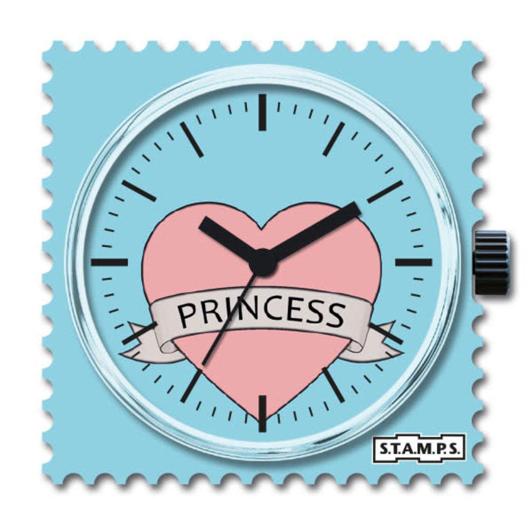 Montre Stamps Montre Stamps Princess