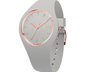 Montre ice grise rosegold