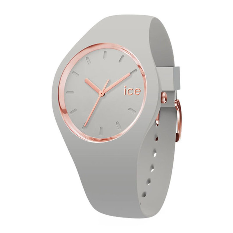 Montre Ice Montre ice grise rosegold