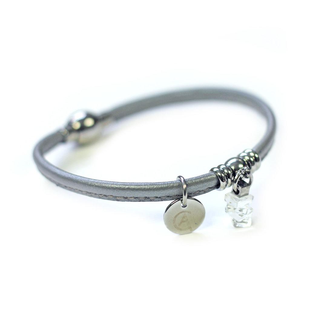 Cré-Art Bracelet Mini nordique gris
