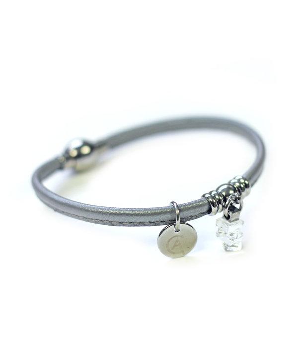 Bracelet Mini nordique gris