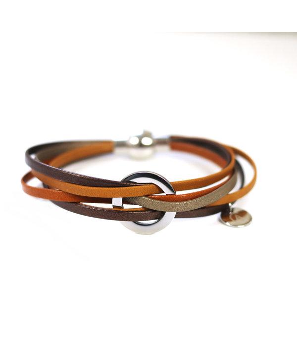 Bracelet Lara tan