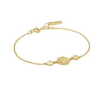 Bracelet Ania Haie Gold Nika