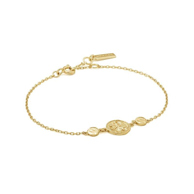 Ania Haie Bracelet Ania Haie Gold Nika