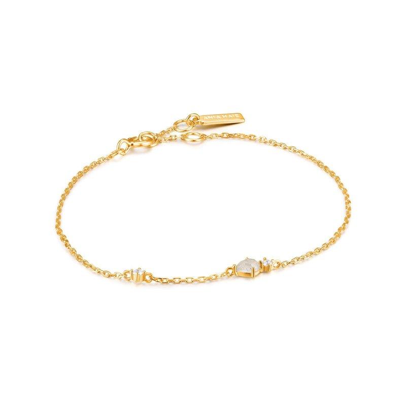 Ania Haie Bracelet Ania Haie Gold Midnight