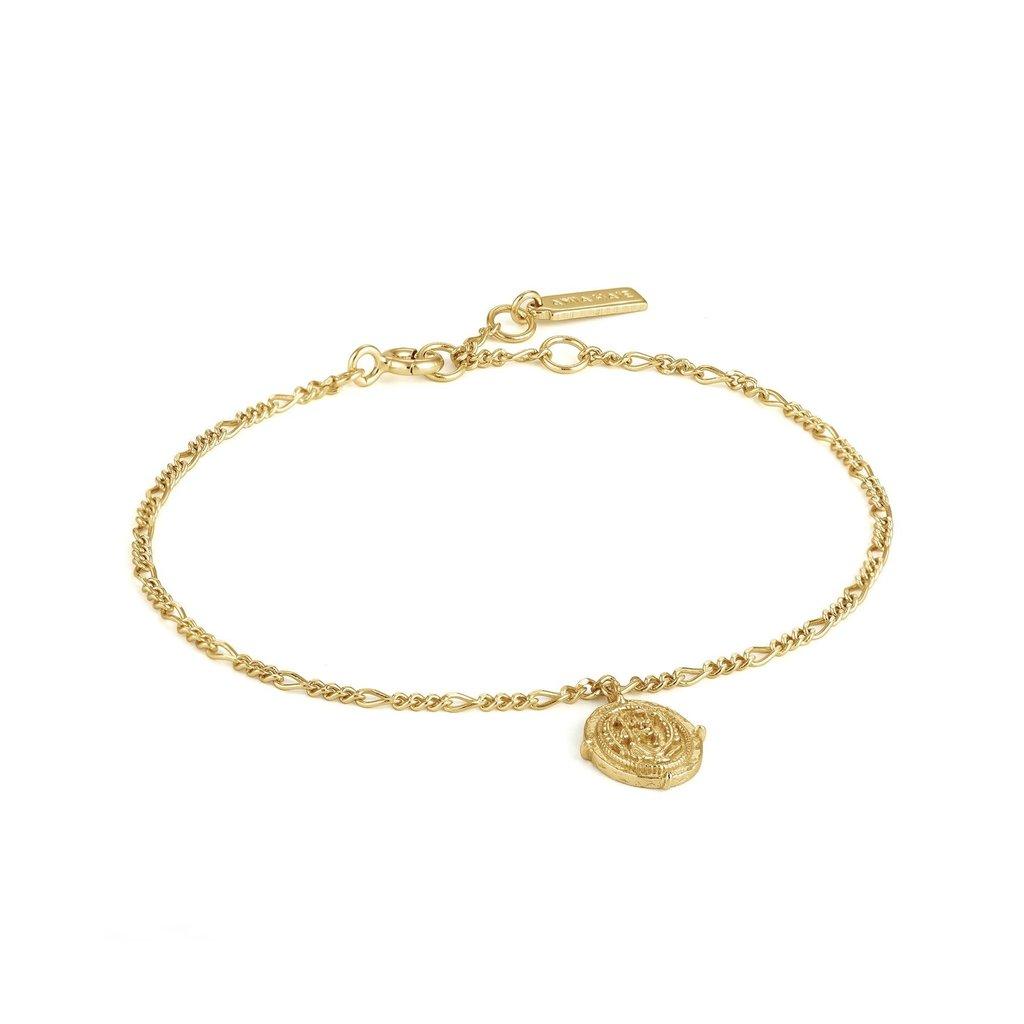 Ania Haie Bracelet Ania Haie Gold Axum