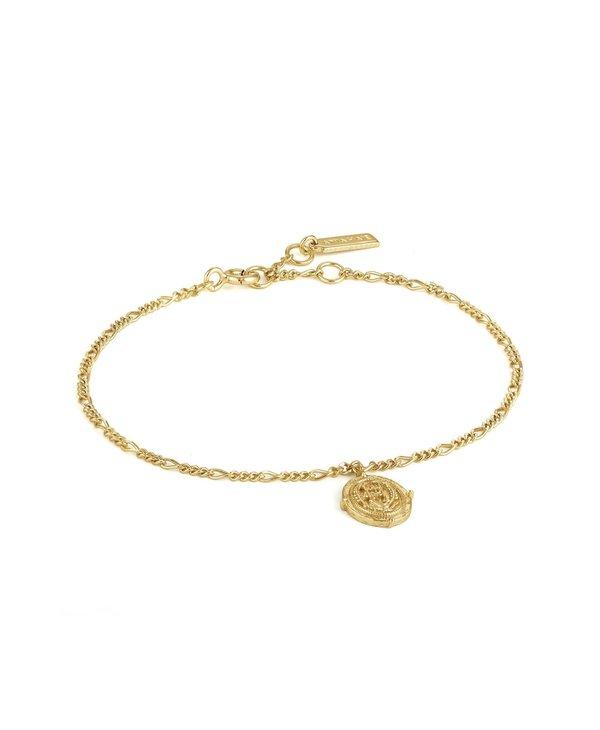 Bracelet Ania Haie Gold Axum