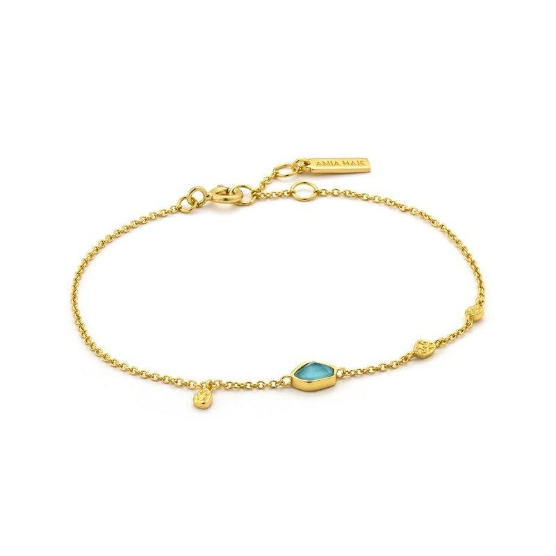 Ania Haie Bracelet Ania Haie Turquoise Discs