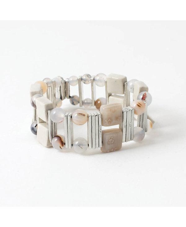 Bracelet Anne-Marie Chagnon Monica pleine lune
