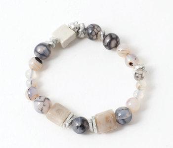 Bracelet Anne-Marie Chagnon Faustine pleine lune