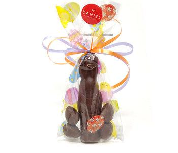 Mr Slim bunny avec 4 mini-oeufs