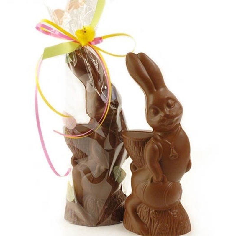 Daniel Chocolates Cleo le lapin en chocolat au lait 125gr