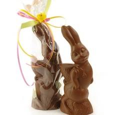 Daniel Chocolates Cleo le lapin en chocolat noir 125gr