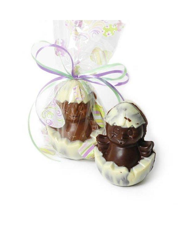 Calimero le poussin chocolat noir 130gr