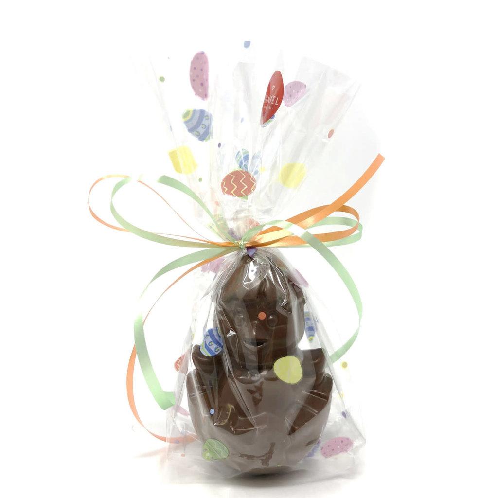Daniel Chocolates Calimero le poussin chocolat noir 130gr
