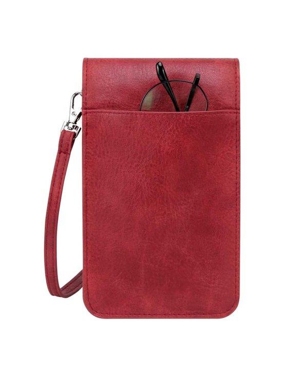 Sac à main Espe  Scarlet mini  Rouge