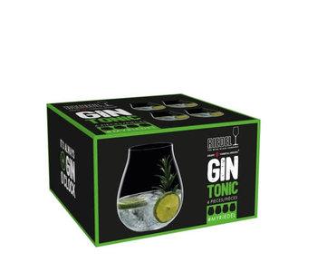 Verre à gin Riedel (bte4)
