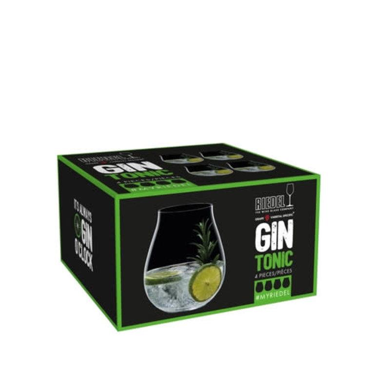 Riedel Verre à gin Riedel (bte4)