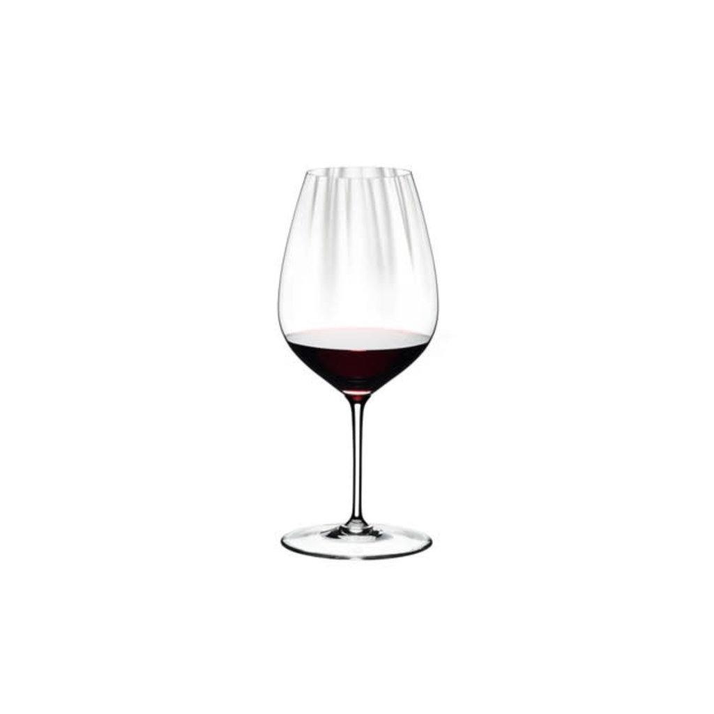 Riedel Verre à vin à Bordeaux collection Performance de Riedel