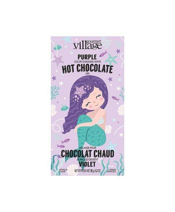 Chocolat Chaud Sirène Gourmet du Village
