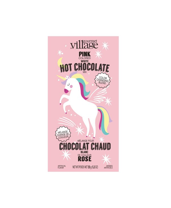 Chocolat Chaud Licorne Gourmet du Village