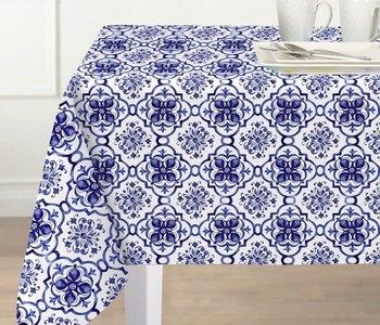 Nappe Amani Tile Bleu